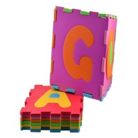 Magni  Foam floor puzzle with alphabet 1257