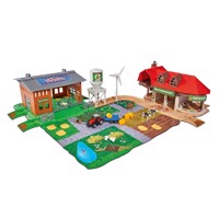 Majorette Creatix Farm with Vehicles