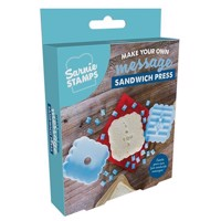 Make Your Own Message - Sandwich Press