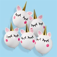 Make Your Own Unicorn Balloons