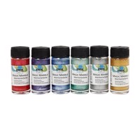 Marble paint  Metallic Colors, 6x20ml