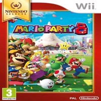 Mario Party 8 Select - Wii