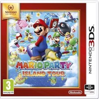 Mario Party Island Tour Select - Nintendo 3DS