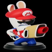 Mario  Rabbids Kingdom Battle 3 Inch Mario Rabbid Figurine - PC