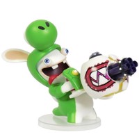 Mario  Rabbids Kingdom Battle 6 Inch Yoshi Rabbid Figurine - PC