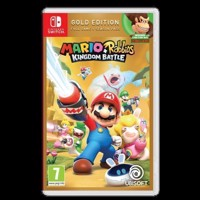 Mario + Rabbids Kingdom Battle (Gold Edition)