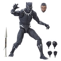 Marvel - Legends Series - 12-inch Black Panther (E1199)