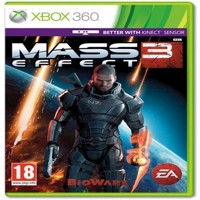 Mass Effect 3 Kinect Compatible - Xbox