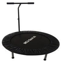 MCU-Sport Fitness / Mini Trampolin  91cm Latex m/T-Håndtag