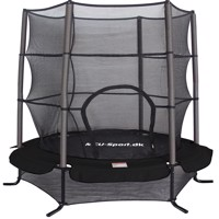 Mcu sport junior my first trampoline 1,4 M black