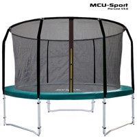 Mcu sport proline 3, 05 M green trampoline v30 Pro safety net