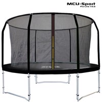 Mcu sport proline 3,05 M black trampoline v30 Pro safety net