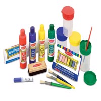 Melissa  Doug  Easel Accessory Set 14145