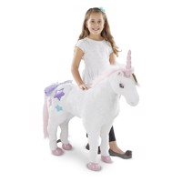 Melissa  Doug  Plush  Unicorn 18801