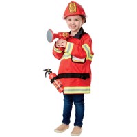 Melissa  Doug  Role Play Set  Fire Chief 14834