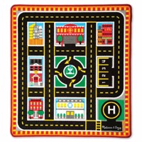 Melissa Doug Rug Around The City Rescue19406