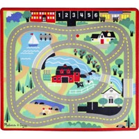 Melissa Doug Rug Around The Town Road19400