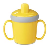Mepal Nonspill Cup  Yellow