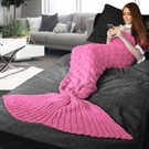 Mermaid Tail Blanket - Pink (04345.PK)