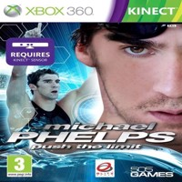 Michael Phelps Push the Limit Kinect - Xbox 360