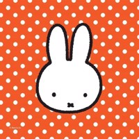 Miffy Napkins, 20 pieces
