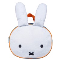 Miffy Plush Backpack Blue