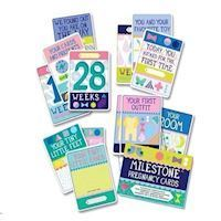 Milestone Pregnancy Cards - English