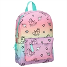Milky Kiss Rainbow and Unicorns Backpack