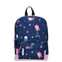 Milky Kiss True Blue Backpack  Mermaid