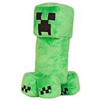 Minecraft 10.5 Creeper Plush With Hang Tag