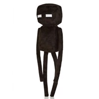 Minecraft 17 Enderman Plush With Hang Tag