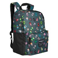 Minecraft 17 Bobble Mobs Backpack