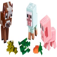 Minecraft comic mode baby animals 3pack