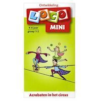 Mini Loco-Acrobats at the circus (4-6)