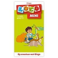 Mini Loco-adventure with Diego (4-6)