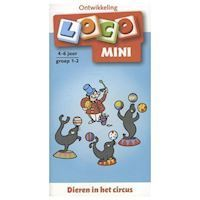 Mini Loco-animals in the circus (4-6)