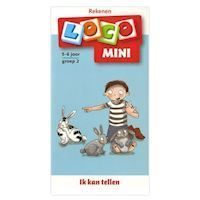 Mini Loco Booklet I can count group 2 (5-6 years)