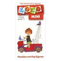 Mini Loco Booklet Puzzling with Pluk van de Petteflet (4-6)