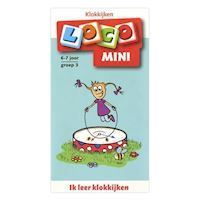 Mini Loco-I learn clock watch
