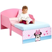 Minnie mouse wooden junior bed 140Cm