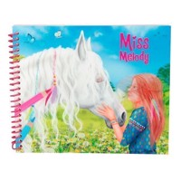 Miss Melody - Dress up your Horse 3D