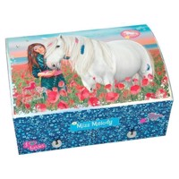 Miss Melody - Jewelry Case - Blue