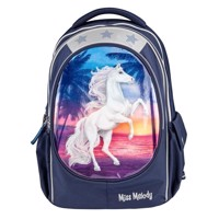Miss Melody - School Backpack - Glitter Ocean (410990)