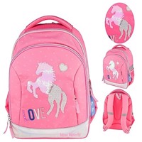 Miss Melody Schoolbag Pink
