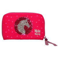 Miss Melody  Wallet  Pink