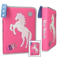 Miss Melody Xxl Pencilcase Pink
