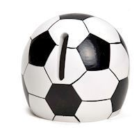 Money Bank Football Wood