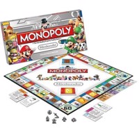 Monopoly - Nintendo Edition (UK)