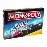 Monopoly  Fast  Furious Edition