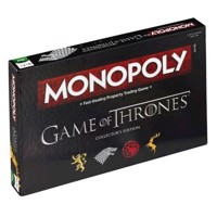 Monopoly  Game Of Thrones Edition English